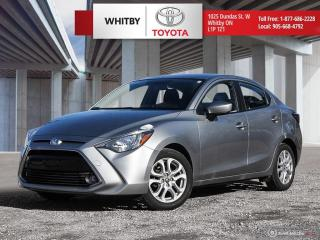 Used 2016 Toyota Yaris Premium for sale in Whitby, ON