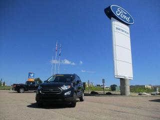 Used 2018 Ford EcoSport SE for sale in Drayton Valley, AB