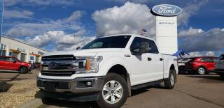 Used 2018 Ford F-150 XLT 4x4 SuperCrew Cab Styleside 145.0 in. WB for sale in Drayton Valley, AB