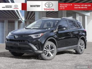 Used 2018 Toyota RAV4 LE for sale in Whitby, ON
