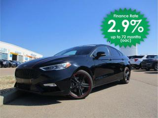 Used 2018 Ford Fusion SPORT for sale in Drayton Valley, AB