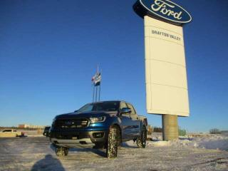 Used 2019 Ford Ranger LARIAT 4x4 SuperCrew 126.8 in. WB for sale in Drayton Valley, AB