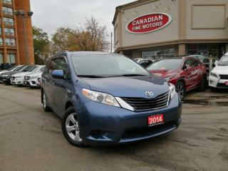 Used 2014 Toyota Sienna LE for sale in Scarborough, ON