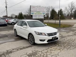 Used 2014 Honda Accord Sport for sale in Komoka, ON