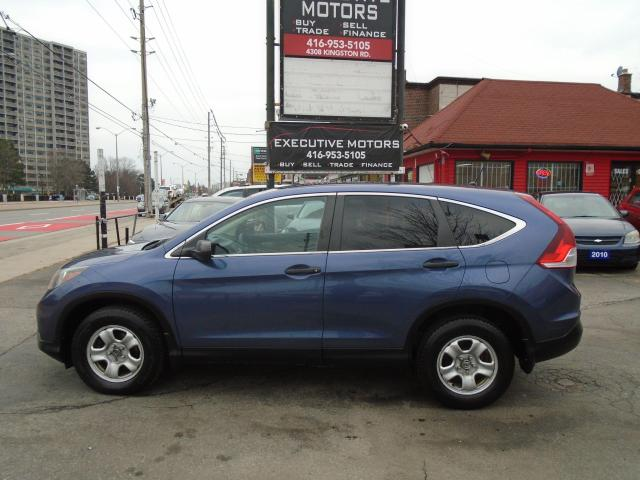 2014 Honda CR-V LX/ AWD / HEATED SEATS / NO ACCIDENT /  REAR CAM /