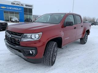New 2021 Chevrolet Colorado 4WD Z71 for sale in Shellbrook, SK