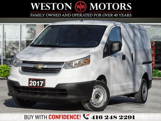 2017 Chevrolet City Express LS*POWER GROUP*BTOOTH!!*