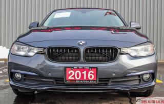 Used 2016 BMW 3 Series 320i xDrive|ACCIDENT FREE|NAV|LEATHER|HEATED SEATS for sale in Brampton, ON