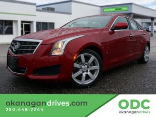 Used 2013 Cadillac ATS 2.5L for sale in Kelowna, BC