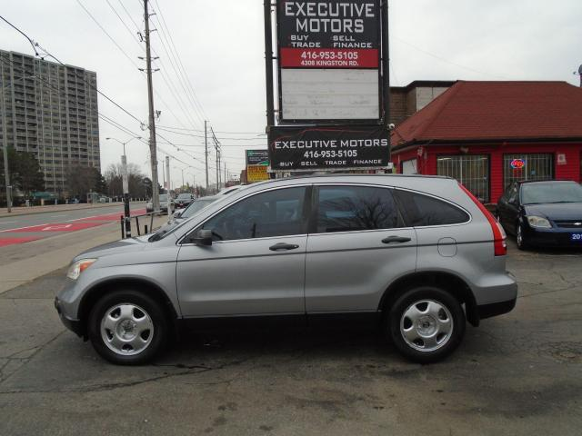 2007 Honda CR-V LX/ SUPER CLEAN / LOW KM / A/C / NEW BRAKES / MINT