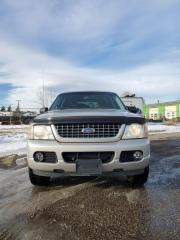 Used 2004 Ford Explorer LIMITED for sale in Calgary, AB