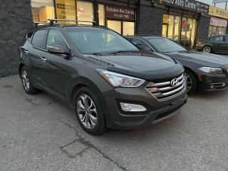 Used 2014 Hyundai Santa Fe Sport Limited for sale in North York, ON