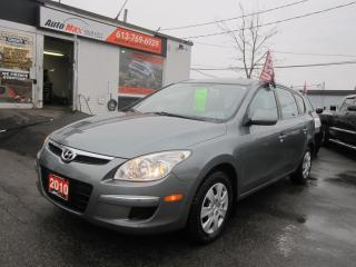 Used 2010 Hyundai Elantra Touring GL for sale in Gloucester, ON
