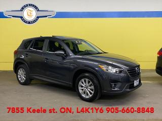 Used 2016 Mazda CX-5 GS, Navi, Sunroof, Blind Spot, B-Cam for sale in Vaughan, ON