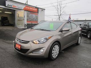 Used 2014 Hyundai Elantra GLS for sale in Gloucester, ON