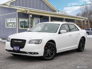 Used 2019 Chrysler 300 300S,AWD,REMOTE START,R/V CAM,LEATHER INT,H/SEATS for sale in Orillia, ON
