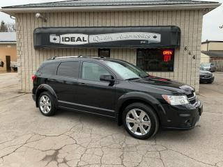 Used 2013 Dodge Journey Crew for sale in Mount Brydges, ON