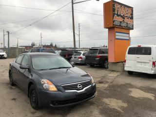 Used 2009 Nissan Altima 2.5 S**DRIVES GREAT**4 CYLINDER**AS IS SPECIAL for sale in London, ON