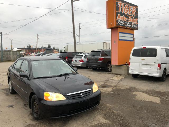 2003 Honda Civic DX-G**AUTO**RUNS WELL**AS IS SPECIAL