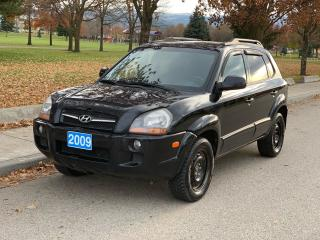 Used 2009 Hyundai Tucson Limited for sale in Kelowna, BC