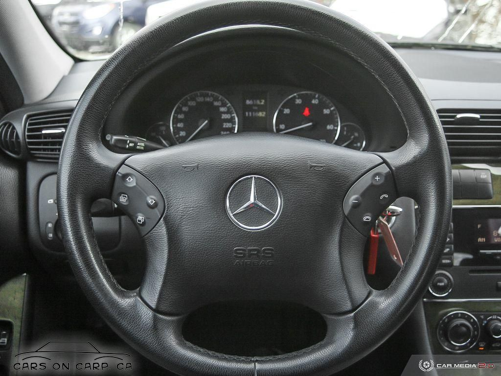 2007 Mercedes-Benz C-Class