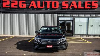 Used 2020 Volkswagen Passat COMFORTLINE|ACCIDENT FREE|REMOTE START for sale in Brampton, ON