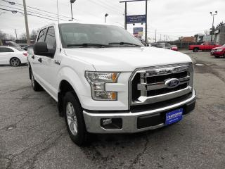 Used 2015 Ford F-150 XLT CREW CAB for sale in Windsor, ON