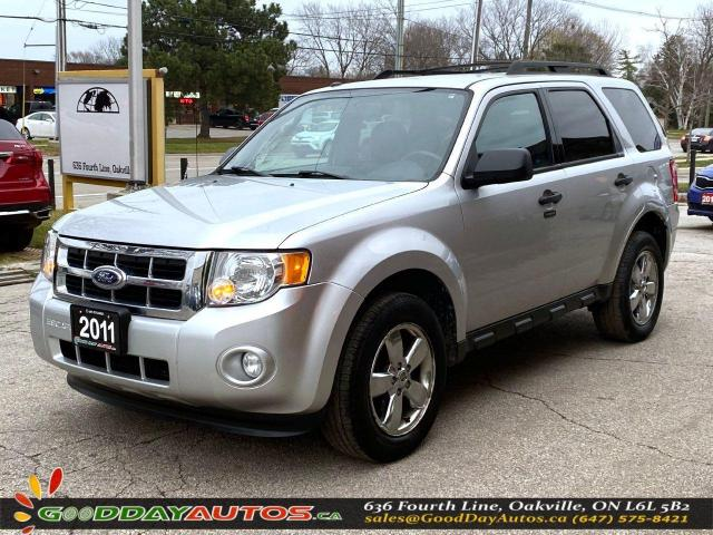 2011 Ford Escape XLT LOW KM SINGLE OWNER 4WD REMOTE START CERTIFIED
