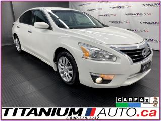 Used 2014 Nissan Altima S+Camera+BlueTooth+Remote Start+Power Seat+Fogs for sale in London, ON