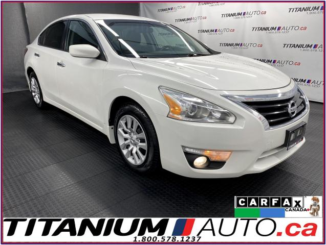 2014 Nissan Altima S+Camera+BlueTooth+Remote Start+Power Seat+Fogs