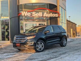 Used 2017 Ford Edge Titanium 4dr AWD Sport Utility for sale in Winnipeg, MB