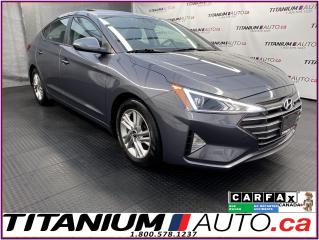Used 2019 Hyundai Elantra Preferred+Sunroof+Lane Assist+Blind Spot+Camera for sale in London, ON