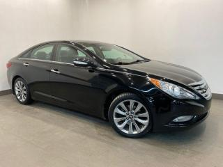 Used 2011 Hyundai Sonata LEATHER,LIMITED,NAVIGATION,REAR-CAM,NO-ACCIDENT, for sale in Mississauga, ON