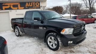 Used 2012 RAM 1500 SPORT for sale in Edmonton, AB