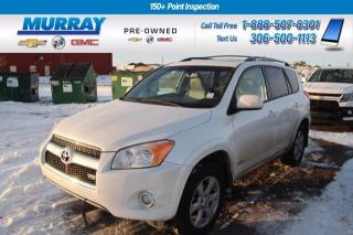 Used 2011 Toyota RAV4 LTD for sale in Moose Jaw, SK