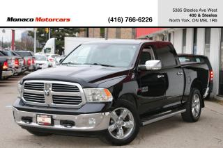 Used 2015 RAM 1500 4WD ECODIESEL BIGHORN CREWCAB - BACKUP|HEATED SEAT for sale in North York, ON