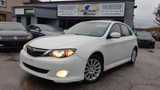 Used 2009 Subaru Impreza 2.5i w/Sport Pkg for sale in Etobicoke, ON