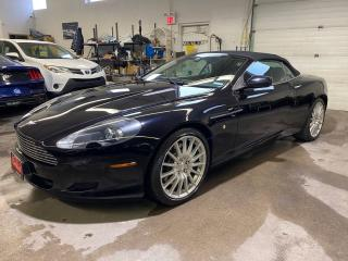 Used 2007 Aston Martin DB9 CLEAN AND ONE OWNER for sale in North York, ON