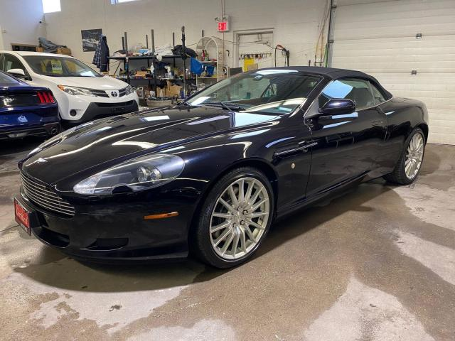 2007 Aston Martin DB9 CLEAN AND ONE OWNER
