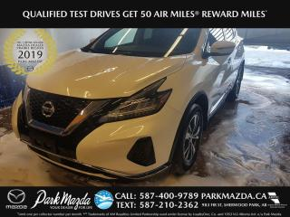 Used 2019 Nissan Murano SV for sale in Sherwood Park, AB