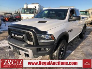 Used 2017 RAM 1500 Rebel Crew CAB SWB 4WD 5.7L for sale in Calgary, AB