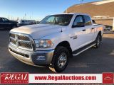 Photo of White 2014 RAM 2500