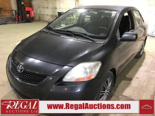 Used 2009 Toyota Yaris 4D HATCHBACK for sale in Calgary, AB