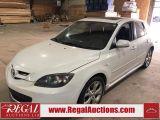 Photo of White 2007 Mazda MAZDA3