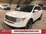 Photo of White 2008 Ford Edge