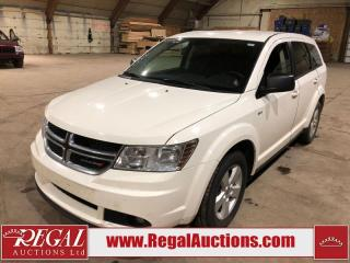 Used 2013 Dodge Journey SE 4D Utility 2WD for sale in Calgary, AB