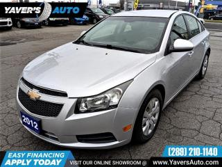 Used 2012 Chevrolet Cruze LT for sale in Hamilton, ON