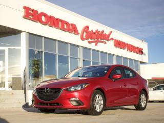 Used 2016 Mazda MAZDA3 GS   MANUAL   SUNROOF   LOCAL for sale in Winnipeg, MB
