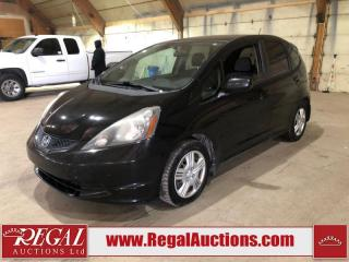 Used 2013 Honda Fit LX 4D Hatchback AT for sale in Calgary, AB