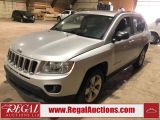 Photo of Silver 2012 Jeep Compass